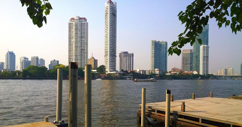 Bangkok's Riverside | ©  Mouse in Core/Flickr