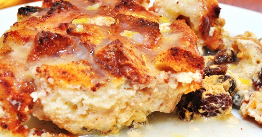 Bread and butter pudding © jeffreyw/Flickr
