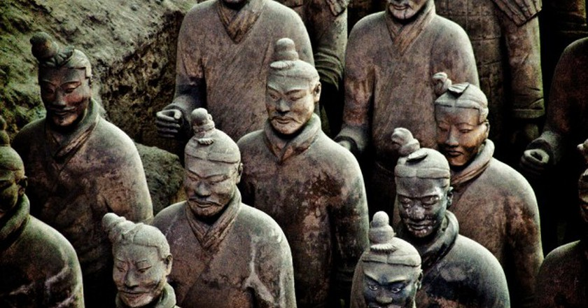 Terracotta Soldiers| © Kevin Poh / Flickr
