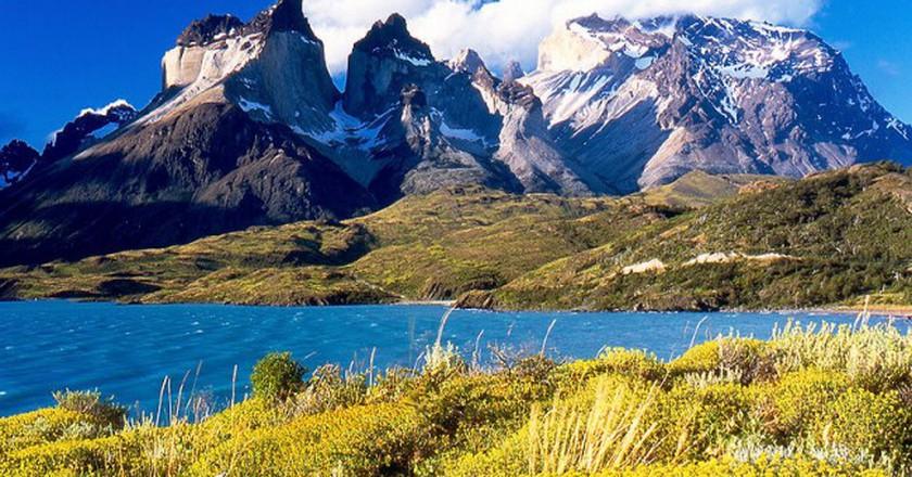 Chile, Torres del Paine   ©  melenama