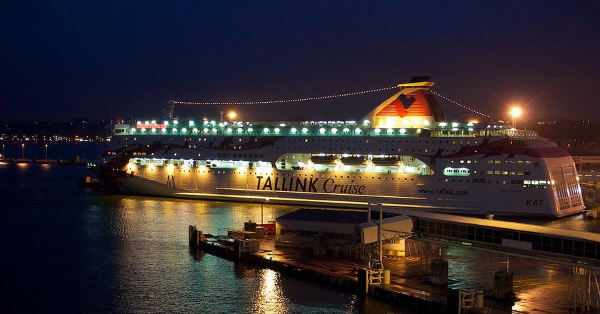 Tallink Ferry   ©Ilya/Flickr