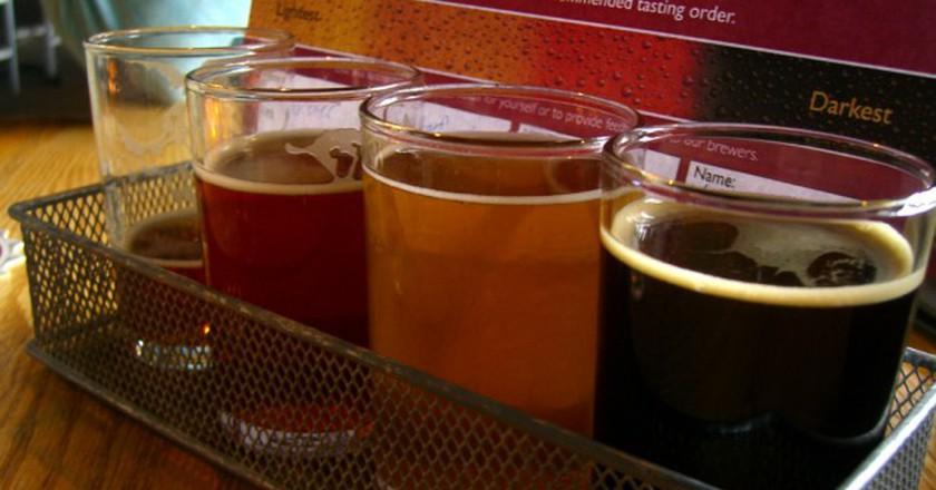 Boston Beer Works   © walknboston / Flickr
