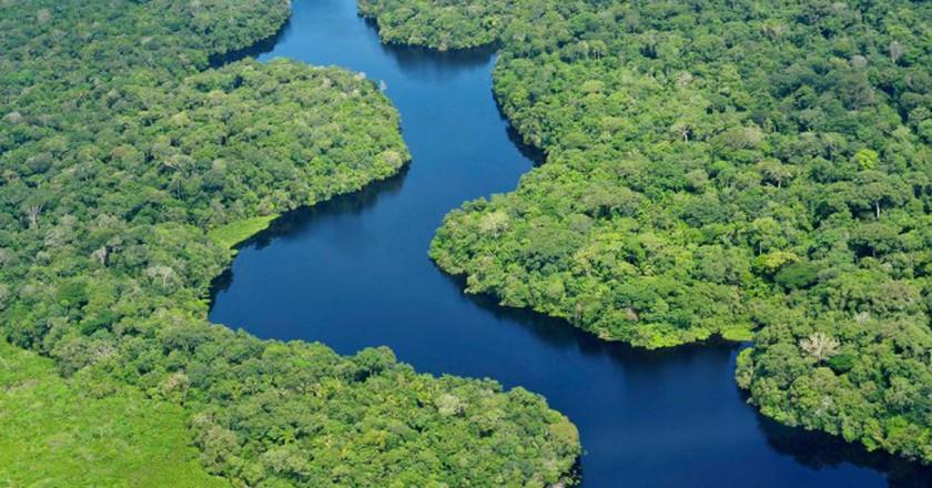 Amazon - Brazil | © Neil Palmer/CIAT-CIFOR/Flickr