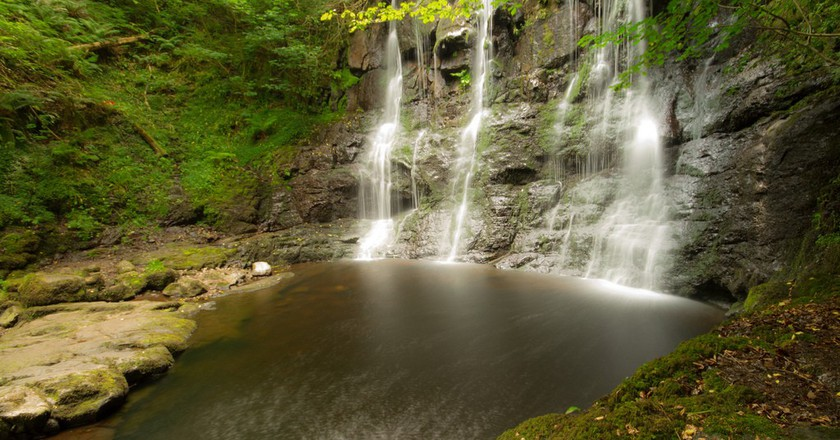 Waterfall trails at Glenariff Forest Park | © Umberto Nicoletti / Flickr