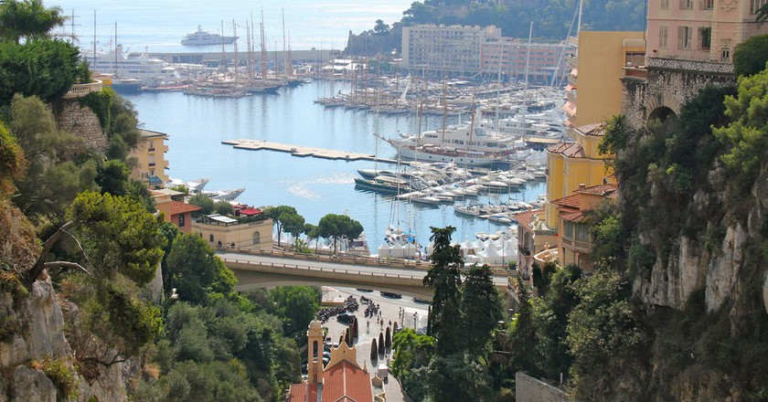 View of Monaco |©  Jon Mountjoy / Flickr