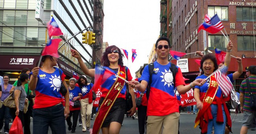 Double Ten Day Parade |©  Andrew S / Flickr