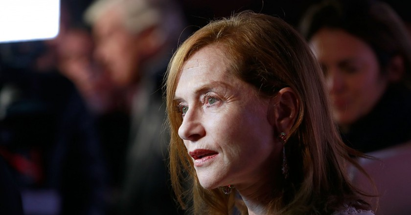 Isabelle Huppert | © John Phillips/Getty Images for BFI