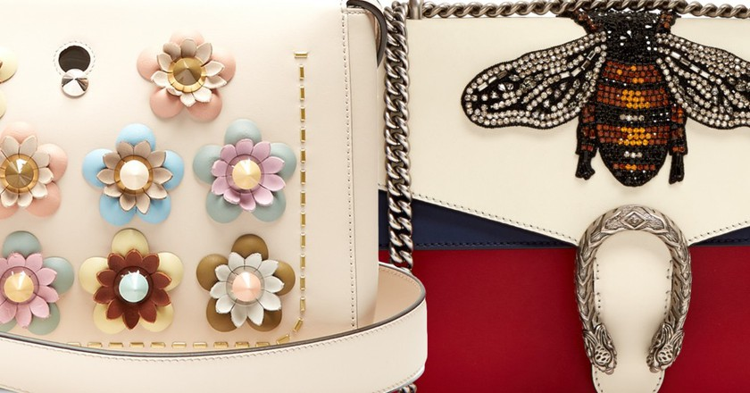 7 Luxury Bags to Give You Spring Fever