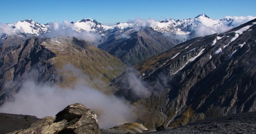 Mount Aspiring National Park   © Tomas Sobek/Flickr