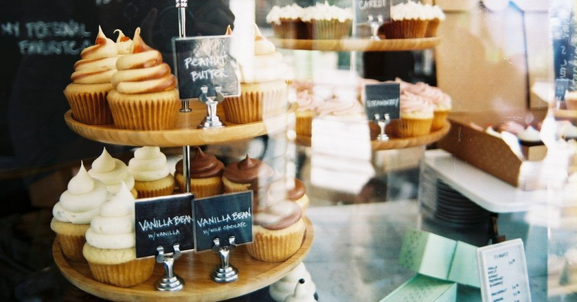 Cafe   © femme run/Flickr
