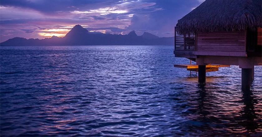 Moorea, Tahiti | © Daniel Chodusov / Flickr