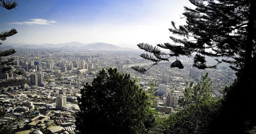 Cerro San Cristobal | © Reindertot