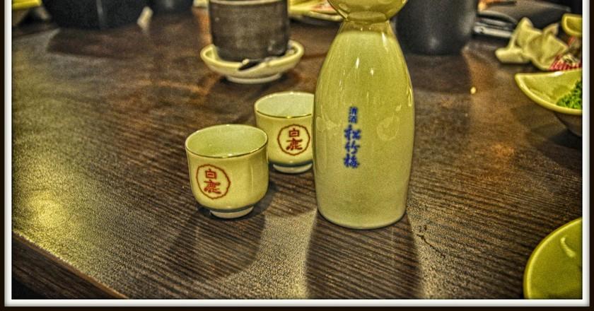 Sake | © Eustaquio Santimano / Flickr