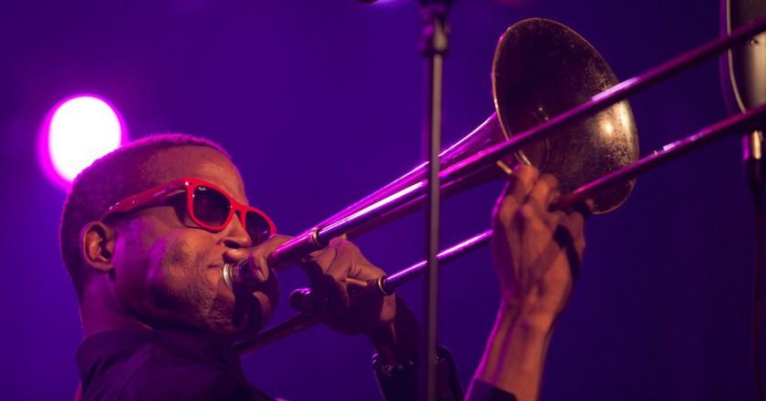 Trombone Shorty | © Jeroen Komen/Flickr