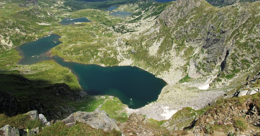 A view of the Seven Rila Lakes | © m1r0r1m/Flickt