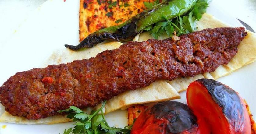 Adana Kebab   © Anatolianpride / WikiCommons