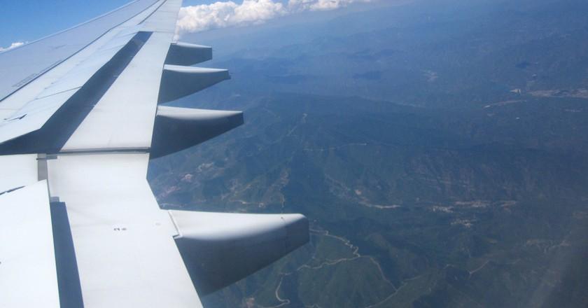 Airplane wing | © Sandra/ Flickr
