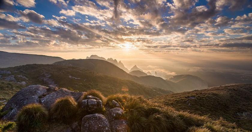 Serra dos Órgãos National Park |© Nilton Sergio Ramos Quoirin/WikiCommons