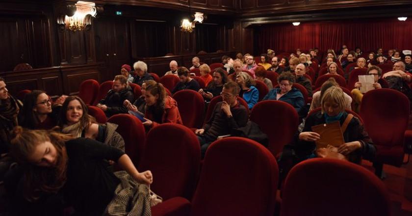 At Vienna's Kommunikation Filmarchiv Austria   © Kommunikation Filmarchiv Austria
