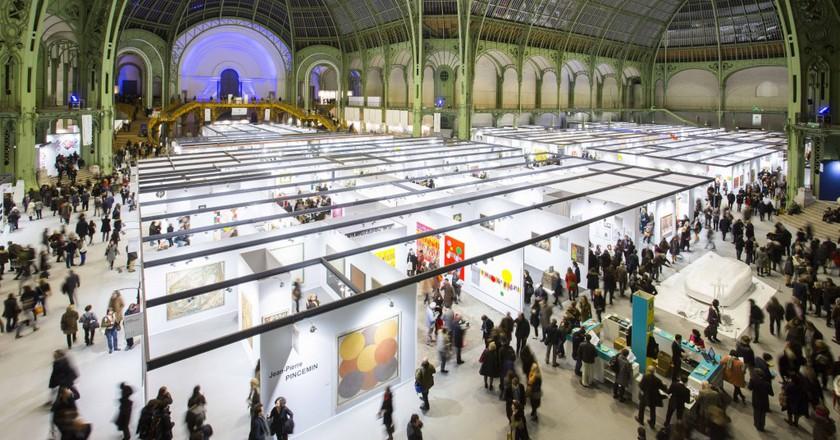 Art Paris Art Fair 2015 │© Emmanuel Nguyen Ngoc, Courtesy of Art Paris Art Fair