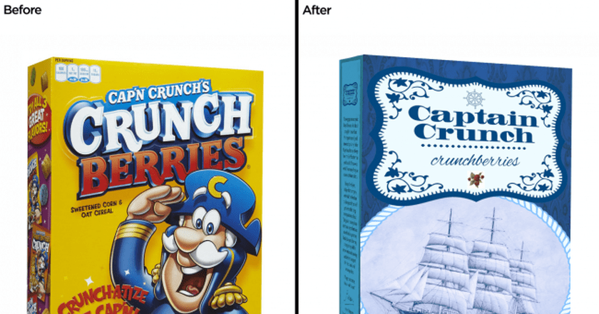 Captain Crunch Cereal © Dan Meth