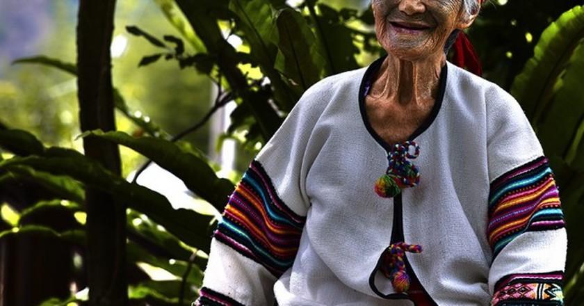 Atayal woman  | © Courtesy of Rainbow Art / Li-Ho Taiwan