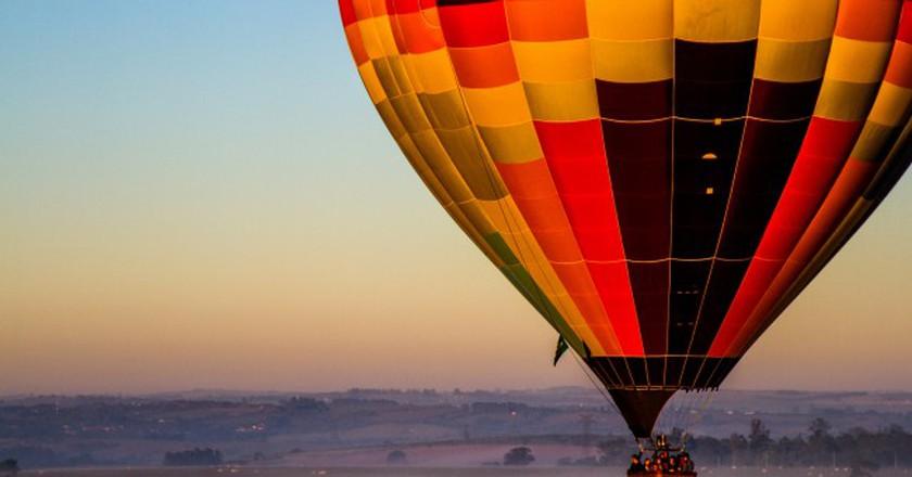 Baloon ride in Boituva   © Dennis Fidalgo/Flickr