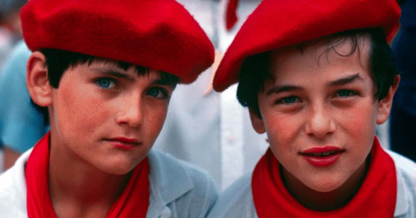 Basque boys | ©Blaine Harrington / Wikimedia Commons