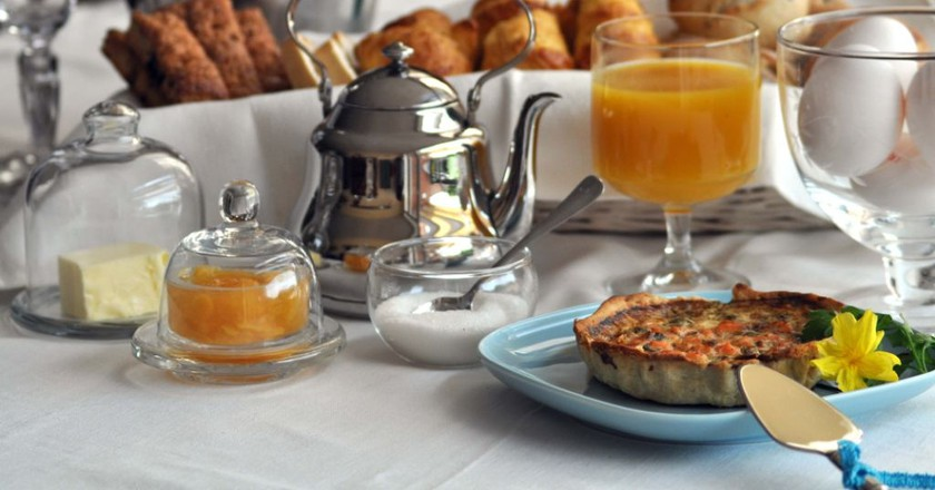 Brunch! | ©Mesa de Temporada/Flickr