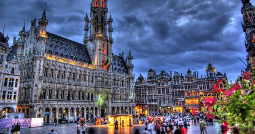 Brussels' Grand Place | Courtesy of visitbrussels.be