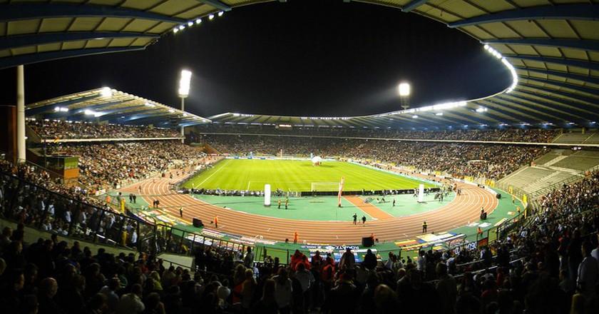 Brussels soccer stadium   © Florian / Flickr