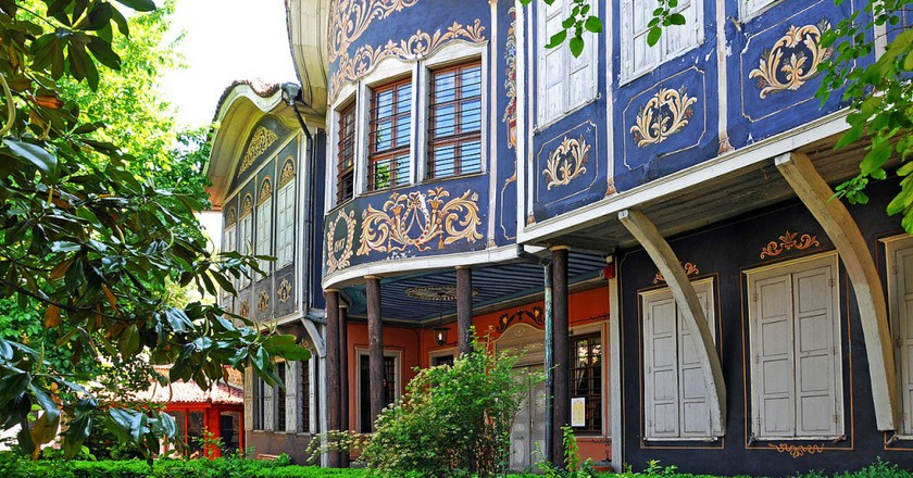 Ethnographic Museum in Plovdiv | © Dennis Jarvis/WikiCommons