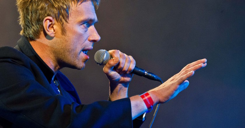 Damon Albarn has been working on a new Gorillaz album | © Wikicommons