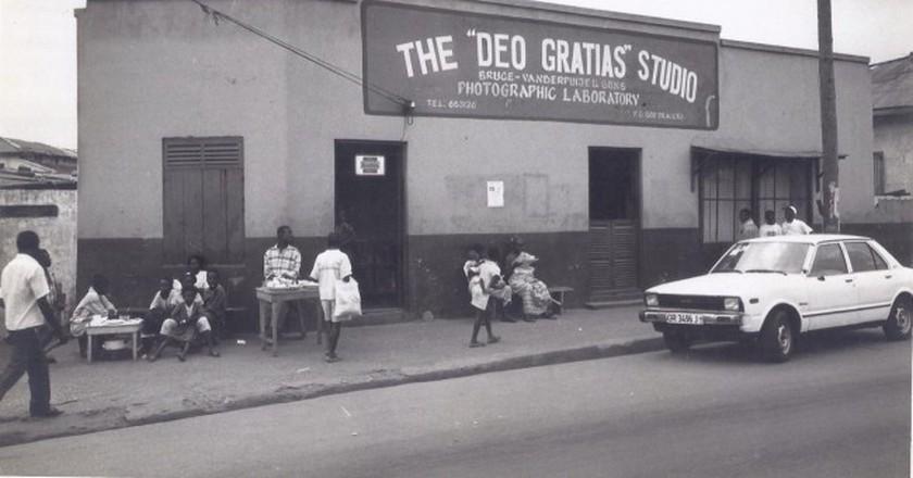 Photo of Deo Gratis Studio   © Deo Gratis, courtesy of ANO