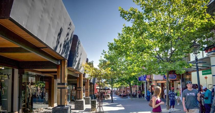 Downtown Queenstown, New Zealand | © Mariamichelle/Pixabay