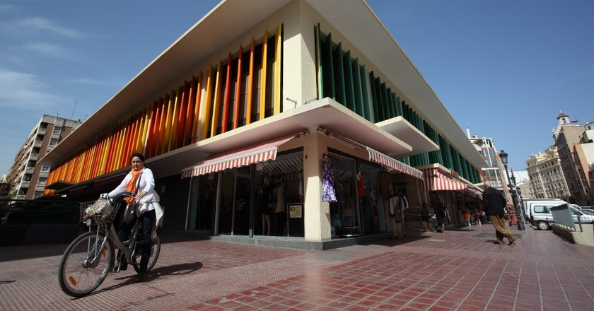 Ruzafa Market, Valencia | Photo courtesy of Valencia Tourism
