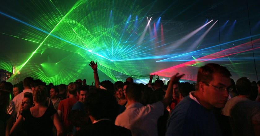 EDM party   © Patrick Savalle Flickr