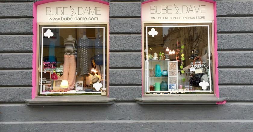 Bube & Dame   © Roanna Mottershead