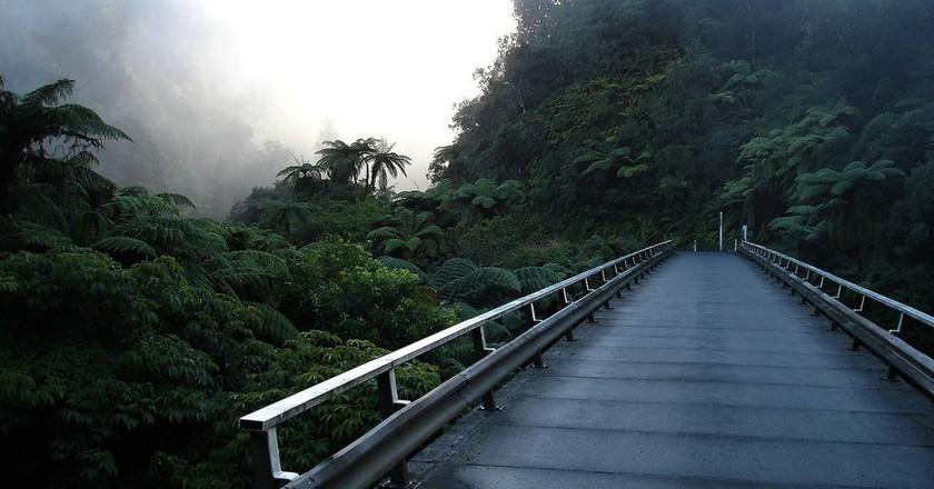 Forgotten World Highway   © Pavel Špindler/ Wikimedia Commons