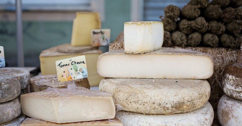 French cheese │© jill111/Pixabay