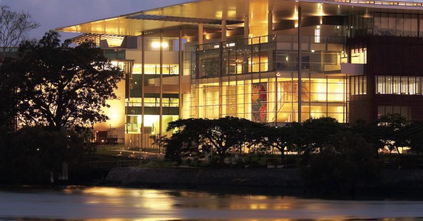 Queensland Gallery of Modern Art | © Tourism and Events Queensland