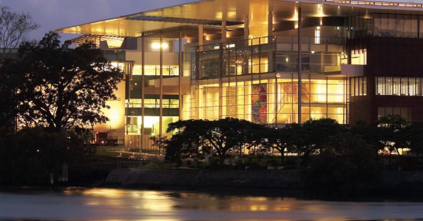 Queensland Gallery of Modern Art   © Tourism and Events Queensland