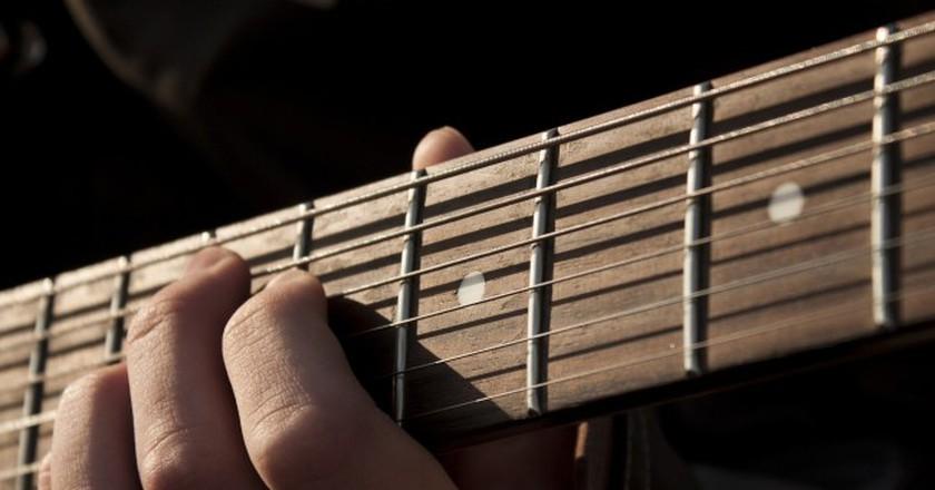 Guitar © Pixabay