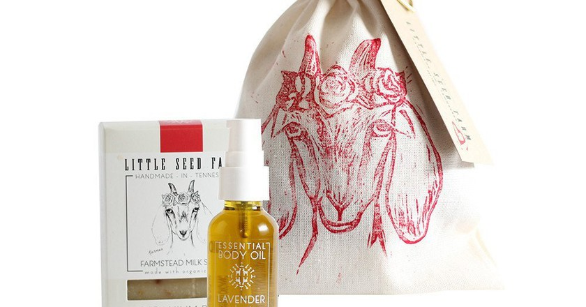 Handmade products from Little Seed Farm   © Little Seed Farm