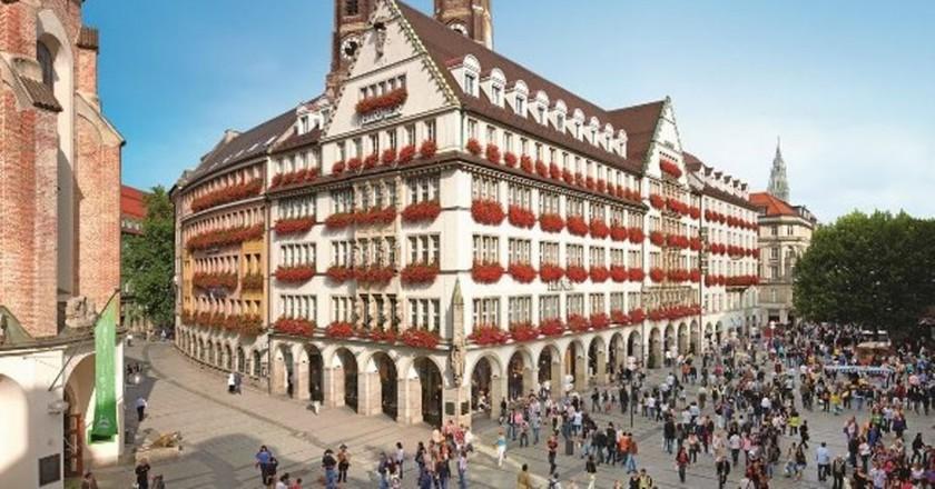 The Hirmer store in central Munich © Hirmer