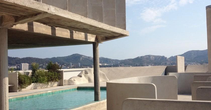 Corbusier's 'Cité Radieuse de Marseille' is simply stunning   © Emmanuel Rémoleux