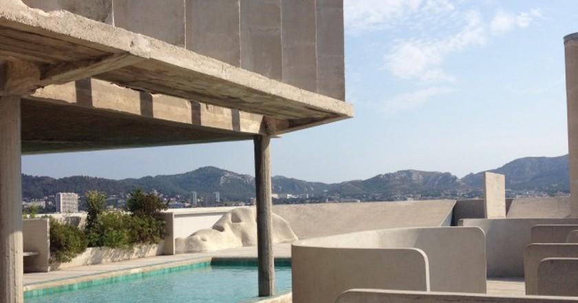 Corbusier's 'Cité Radieuse de Marseille' is simply stunning | © Emmanuel Rémoleux
