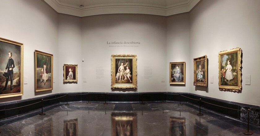 Some paintings at the Museo del Prado | ©  Museo del Prado