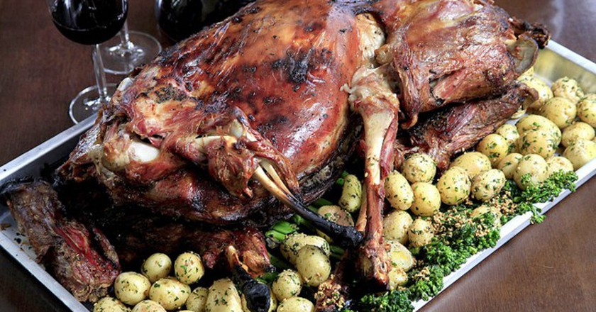 Lamb at Arrais do Carlinhos © Arrais do Carlinhos