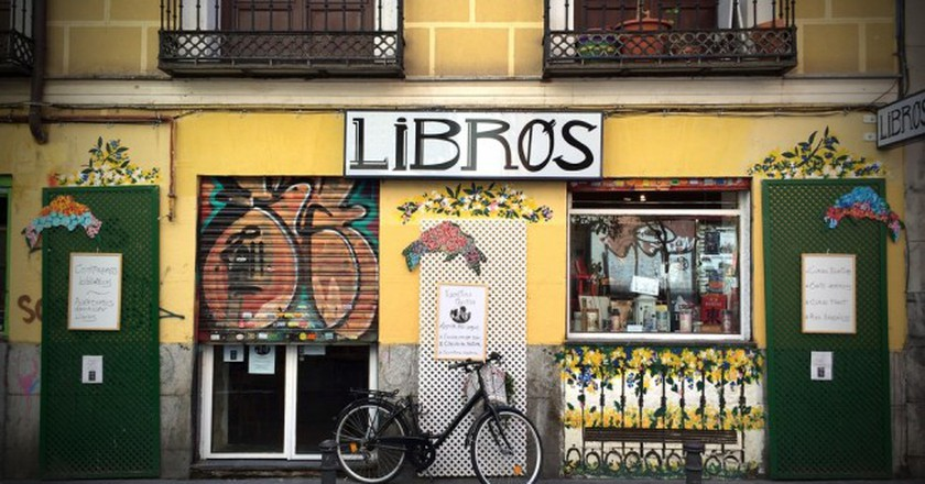 Check out what everyone is reading in Spain   © Flickr/Álvaro Ibáñez
